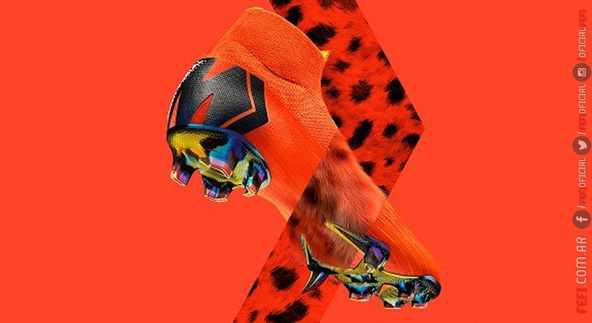 Pogo stick jump A tientas animación  Nuevos botines Nike Mercurial Superfly 360 y Mercurial Vapor 360 – FEFI
