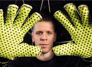 Reusch SpeedBump Technology